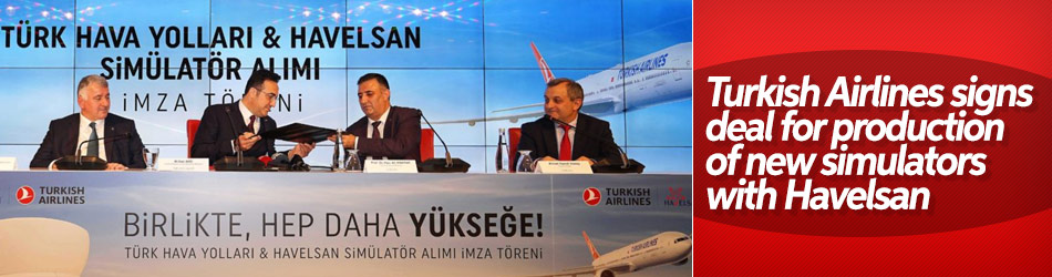 Turkish Airlines signs deal for domestic simulators