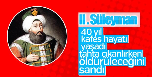 II. Süleyman'ın bilinmeyen hayatı