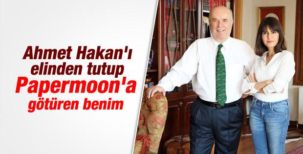 Fehmi Koru: Ahmet Hakan'ı Papermoon'a ben götürdüm