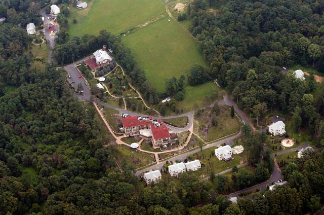 Gülen'in oda dediği evi 130 dönümlük bir çiftlik