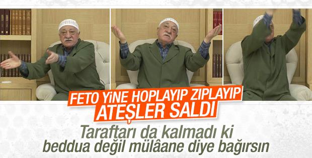 Fethullah Gülen yine beddua etti