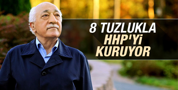 Fethullah Gülen Hakka Hizmet Partisi kuruyor iddiası