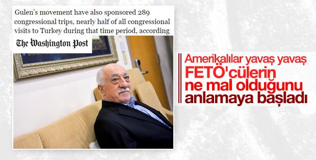 Washington Post'un Gülen analizinde vahim iddialar