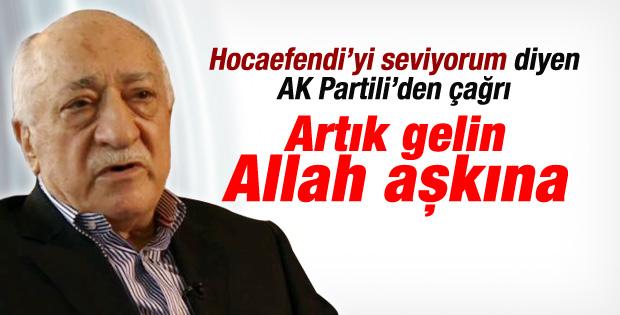 Mehmet Ali Şahin'den Gülen'e: Gelin artık Türkiye'ye