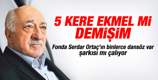 Fethullah Gülen'den Ekmeleddin İhsanoğlu açıklaması İZLE