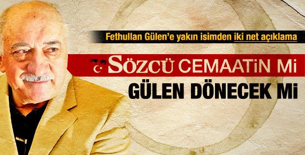 Mustafa Yeşil: Sözcü gazetesi cemaatin mi