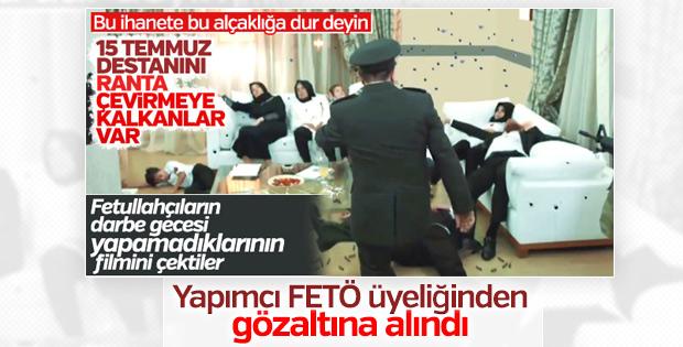 Ali Avcı FETÖ'den gözaltına alındı