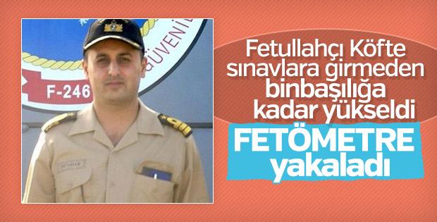 Sınavlara girmeden binbaşı olan FETÖ'cü: Levent Dündar