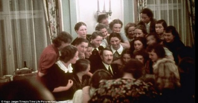 Nazi lideri Adolf Hitler'in kadınları