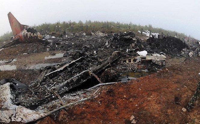 Tunus'ta Libya'ya ait askeri uçak düştü: 11 ölü