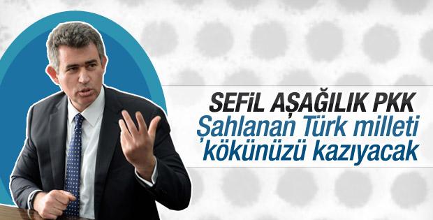 Metin Feyzioğlu: Türk milleti yeniden şahlanmıştır
