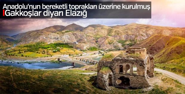 Elazığ'da gezecek yer çok