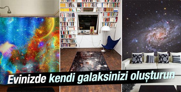 Evinizde kendi galaksinizi oluşturun