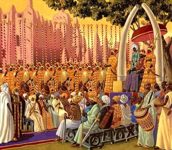 İnsanlık tarihinin en zengin insanı: Mali imparatoru Musa