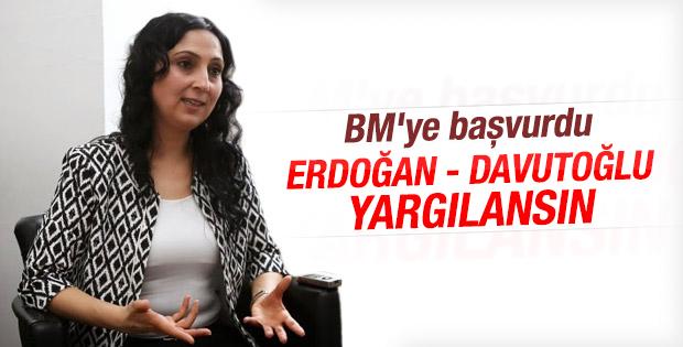 HDP'den BM'ye savaş suçu başvurusu