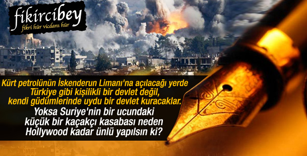 Fikirci Bey yazdı: HALKLARIN FAŞİST PARTİSİ