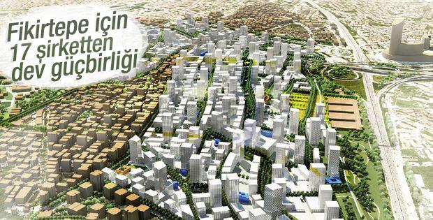 Fikirtepede kentsel dönüşüm süreci hızlanıyor