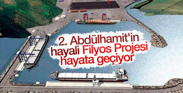 Filyos Projesi'nde önemli adım