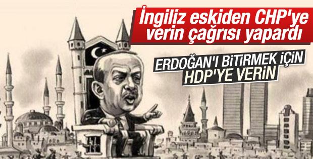 Financial Times'ın analizi: HDP'ye verin Erdoğan bitsin