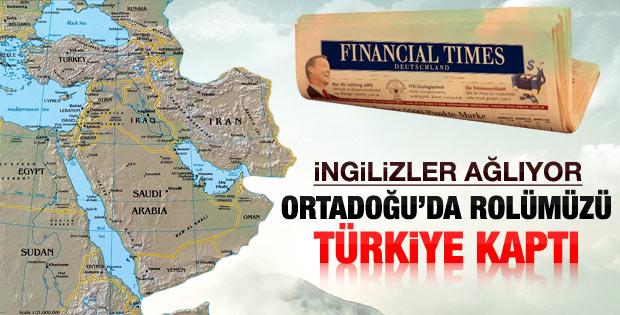 Financial Times'ta Kuzey Irak ve Türkiye analizi
