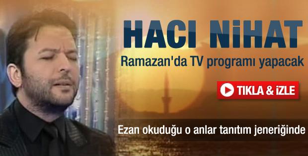 Flash TV'den sürpriz ramazan programı