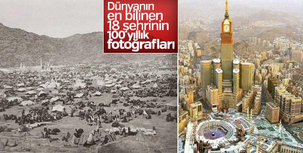 Dünyaca ünlü şehirlerin bilinen en eski fotoğrafları