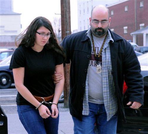 19 yaşındaki kadın: 22 kişiyi öldürdüm saymayı bıraktım