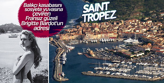 Lüks ve ihtişamın Fransız adresi: Saint Tropez