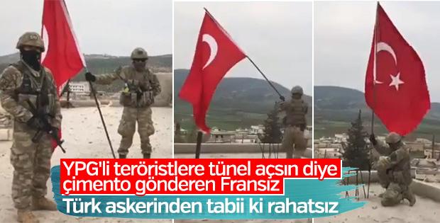 Fransa Türk askerinin Afrin'den çekilmesini istedi