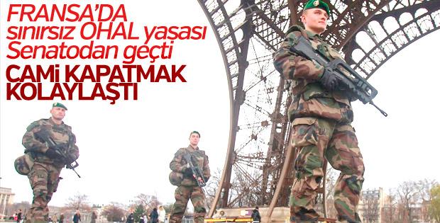 Fransa'da OHAL kalksa da baskı devam edecek