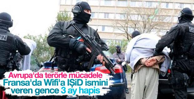 Fransa'da DAESH ismini kullanmanın da cezası var