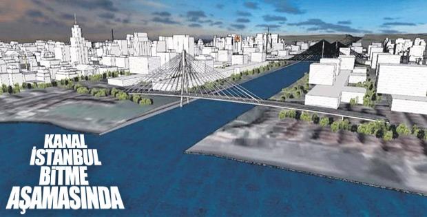 Cumhurbaşkanı Erdoğan: Kanal İstanbul bitme aşamasında