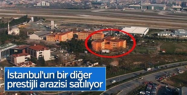 İstanbul Bakırköy'deki arazi satılıyor