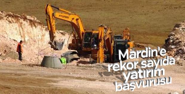 Mardin'e yatırım için 400 başvuru