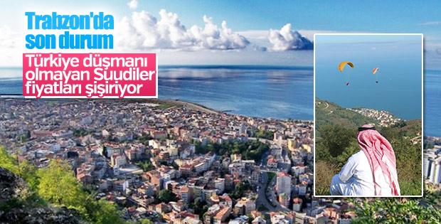 Arap yatırımcılar, Trabzon'daki konut fiyatlarını artırdı