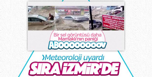 Ankara, İzmir dahil 7 ile sağanak uyarısı