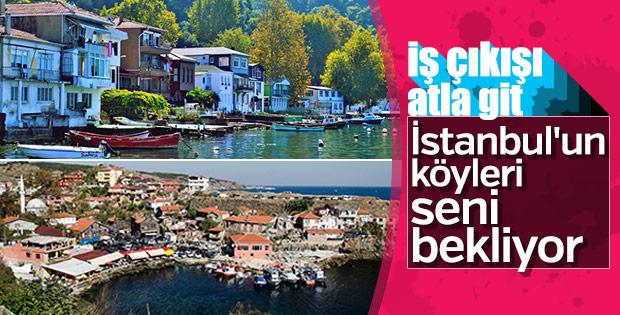 İstanbul'un gizli kalmış köyleri