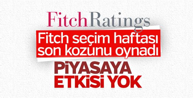 Fitch Türkiye'nin büyüme oranını düşürdü