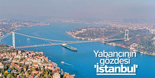 Yabancılar Türkiye'den 11 bin konut satın aldı