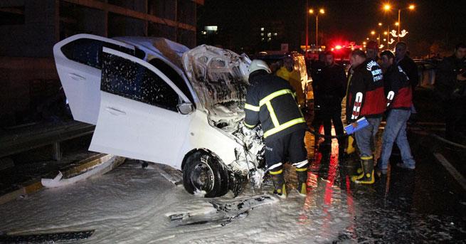 Şanlıurfa'da zincirleme trafik kazası: 5 yaralı