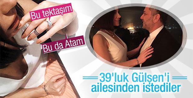 Ozan Çolakoğlu Gülşen'i ailesinden istedi