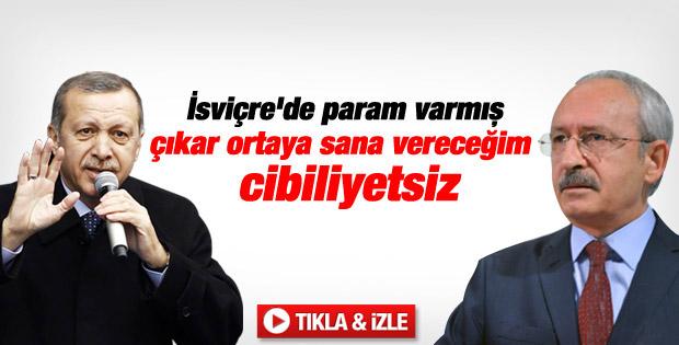 Başbakan Erdoğan'ın Siirt mitingi konuşması İZLE