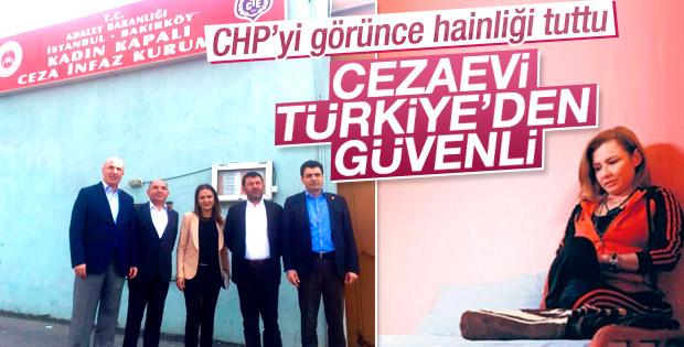 CHP heyeti Deniz Seki'yi ziyaret etti