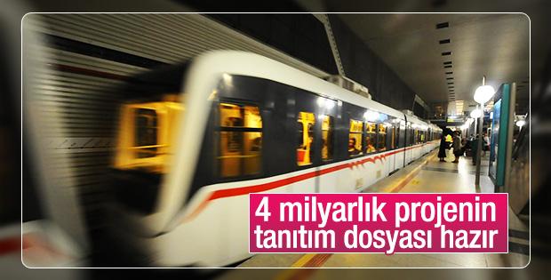 Halkalı Kirazlı metro hattında ÇED süreci başladı