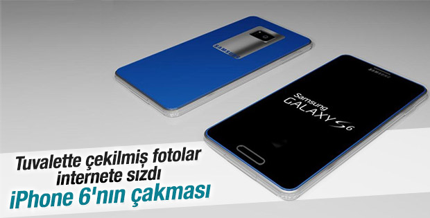 Samsung Galaxy S6'yı iPhone 6'ya benzetti