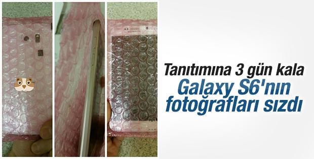 Samsung Galaxy S6'dan son sızıntı