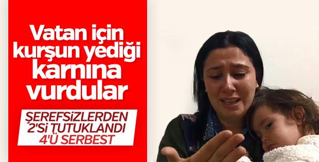 Ankara'da gazilere saldıran 2 cani tutuklandı