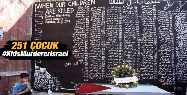 Gazze'de ölen sayısı bin 261'e yükseldi İZLE