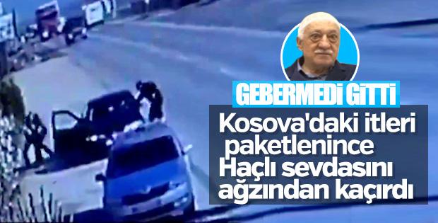FETÖ elebaşı Gülen'in Haçlı hayranlığı