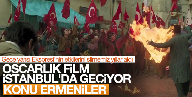 Hollywood'dan sözde Ermeni iddialarını anlatan film